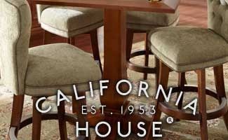 Marvelous California House Bar Stools