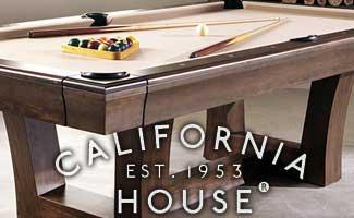 California House Pool Tables