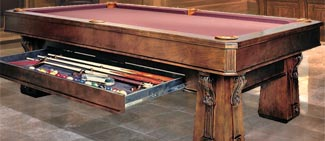Triangle Classics Pool Tables