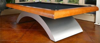 Triangle Contemporary Pool Tables