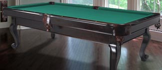 Triangle Brand Pool Tables