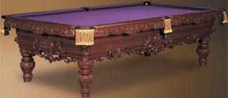 Porter & Sons Pool Tables