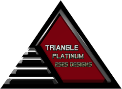 Triangle Platinum 2525 Designs Pool Tables