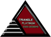 Triangle Platinum 2525 Design Pool Tables logo