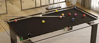 Tomo Ultra Modern Pool Tables