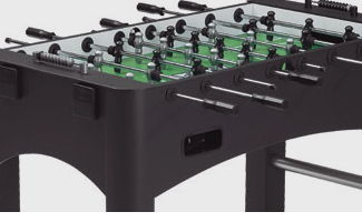 Foosball and Air Hockey Tables