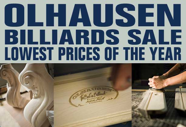 Olhausen Sale - Lowest Prices of the Year